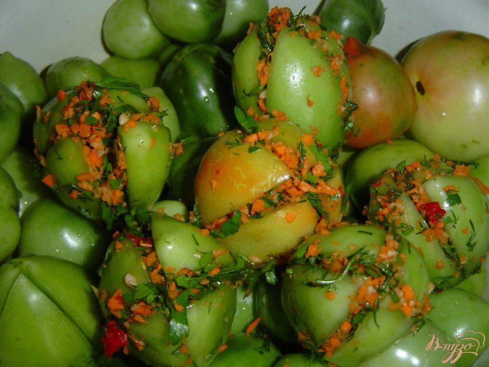 6 простых рецептов квашенных зеленых помидоров: готовим быстро и вкусно!