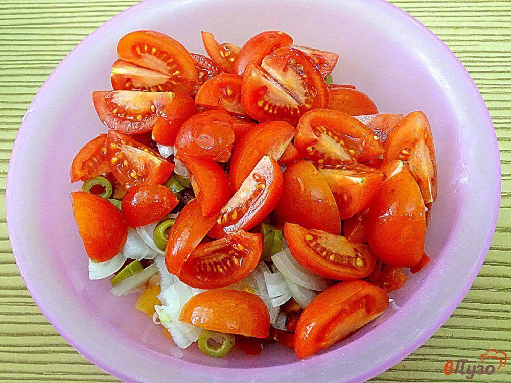 10 ярких и очень вкусных салатов с болгарским перцем