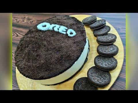 Торт орео: пошаговый рецепт с фото — все про торты: рецепты, описание, история