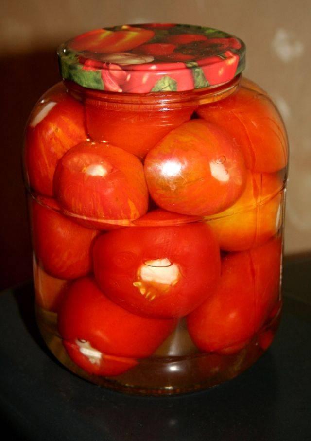 Рецепты приготовления на зиму помидор с медом