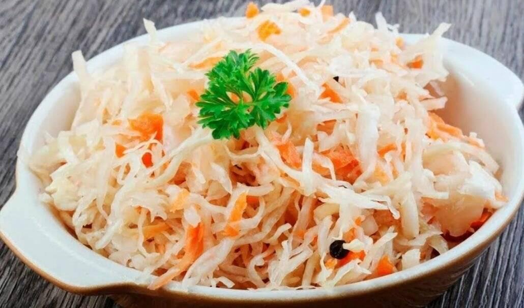 Квашеная капуста быстрого приготовления - 8 рецептов вкусной квашеной капусты