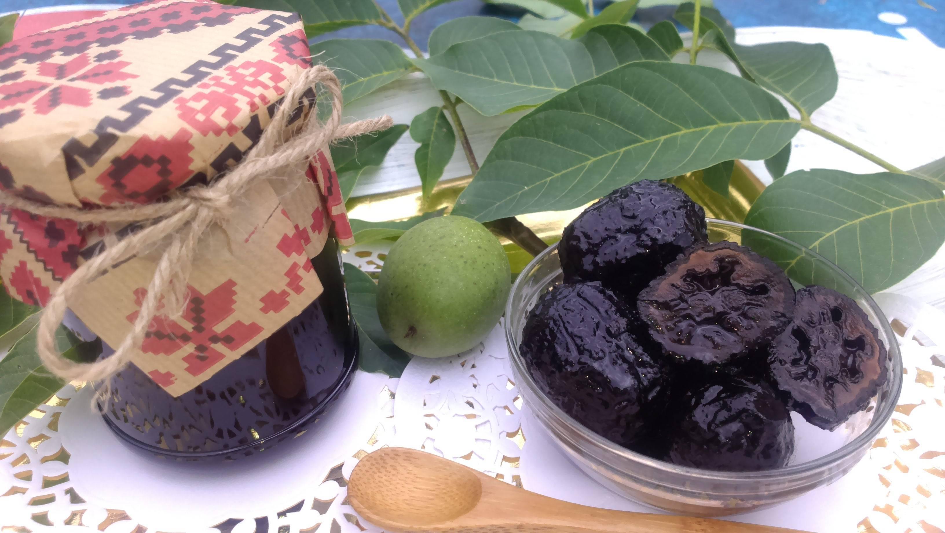 Варенье из грецких орехов: рецепты, польза и вред, противопоказания