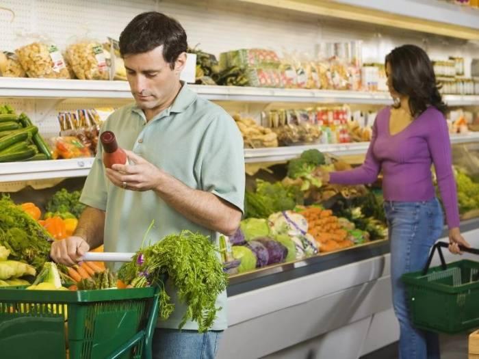 Как правильно выбирать продукты питания