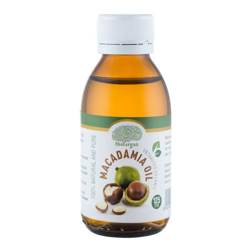 Масло макадамии - полезные свойства и применение