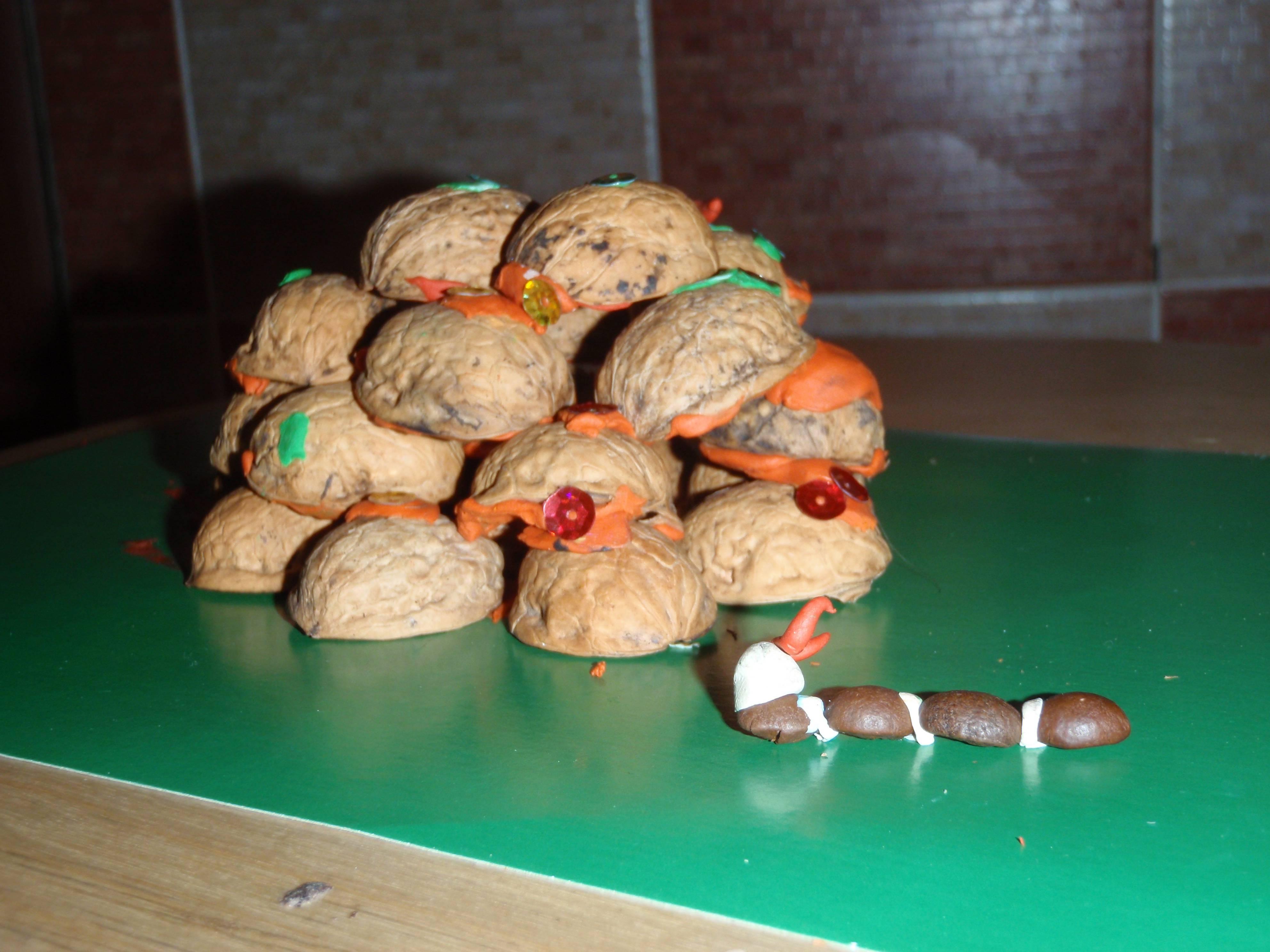 Применение скорлупы грецкого ореха: в огороде в виде удобрение или мульчи, поделки, сделанные своими руками, рецепт отвара и как используют на производстве
