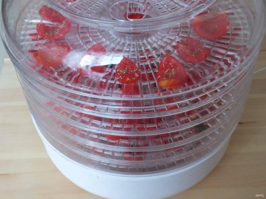 Вяленые помидоры в домашних условиях на зиму — 4 пошаговых рецепта