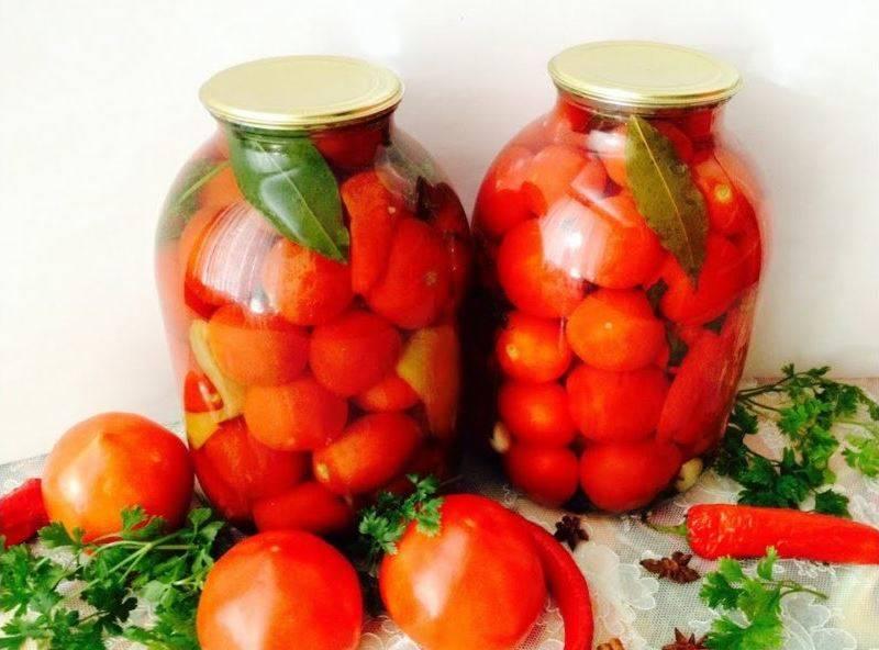 Маринованные помидоры — 10 наивкуснейших рецептов на зиму