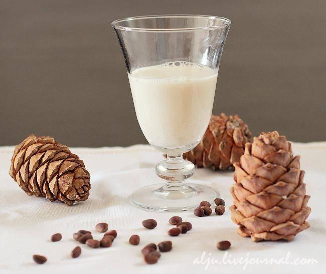 Кедровое молоко: польза и вред, рецепт от кашля, как принимать, отзывы