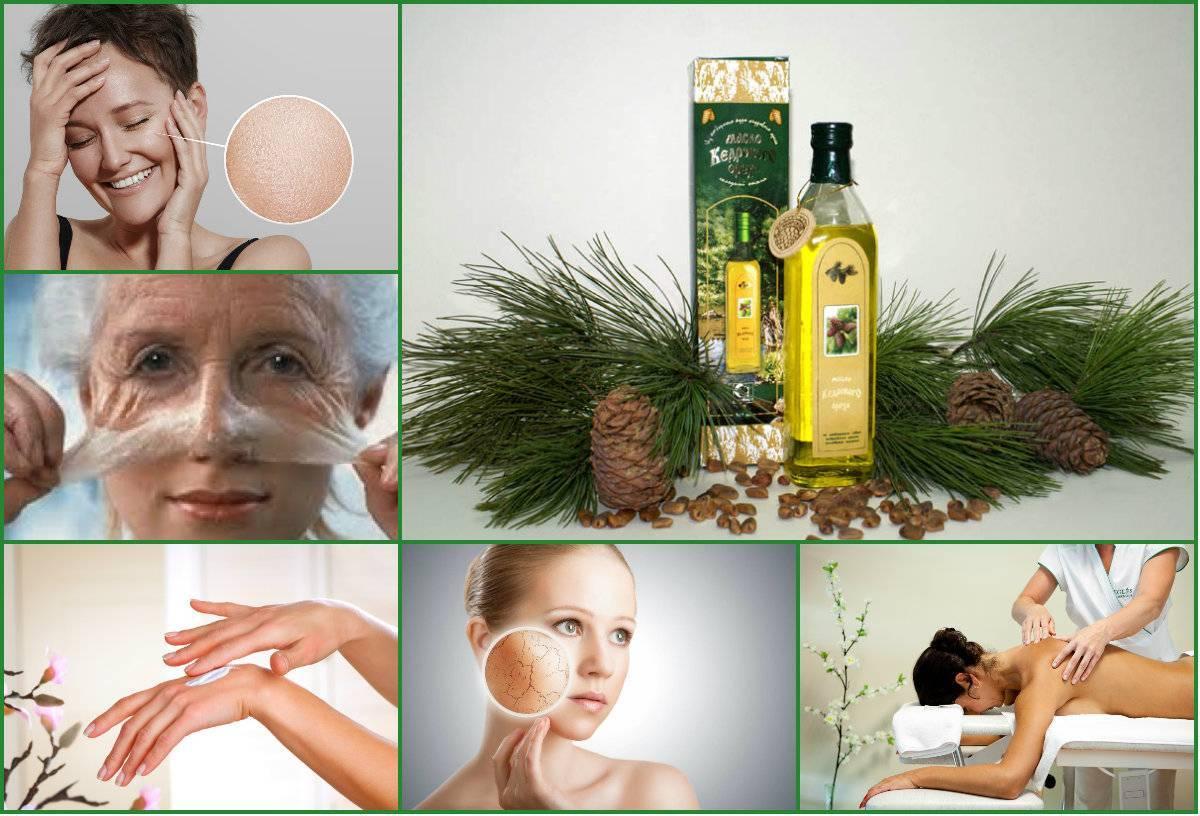 Кедровое масло для волос | секреты применения