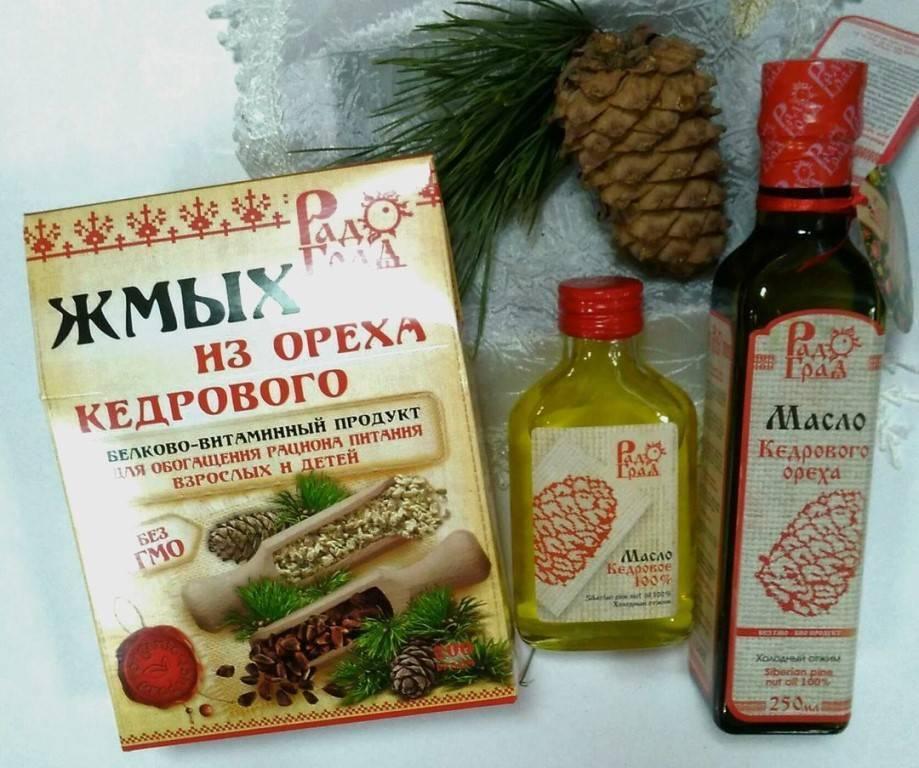 Масло кедровое: польза и вред, свойства и противопоказания