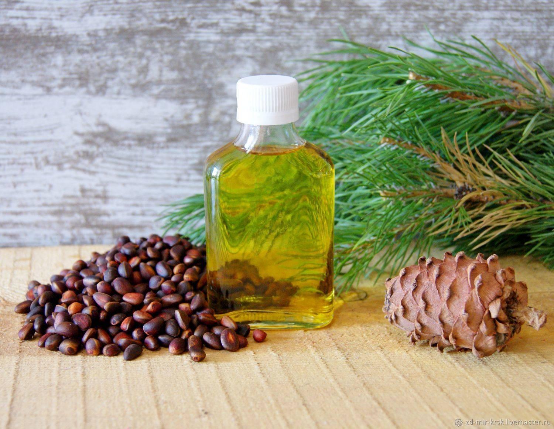 Кедровое масло для волос: чем полезно, применение