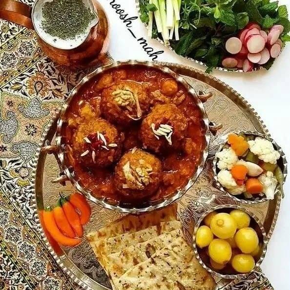 Вкусы и ароматы азербайджанской кухни