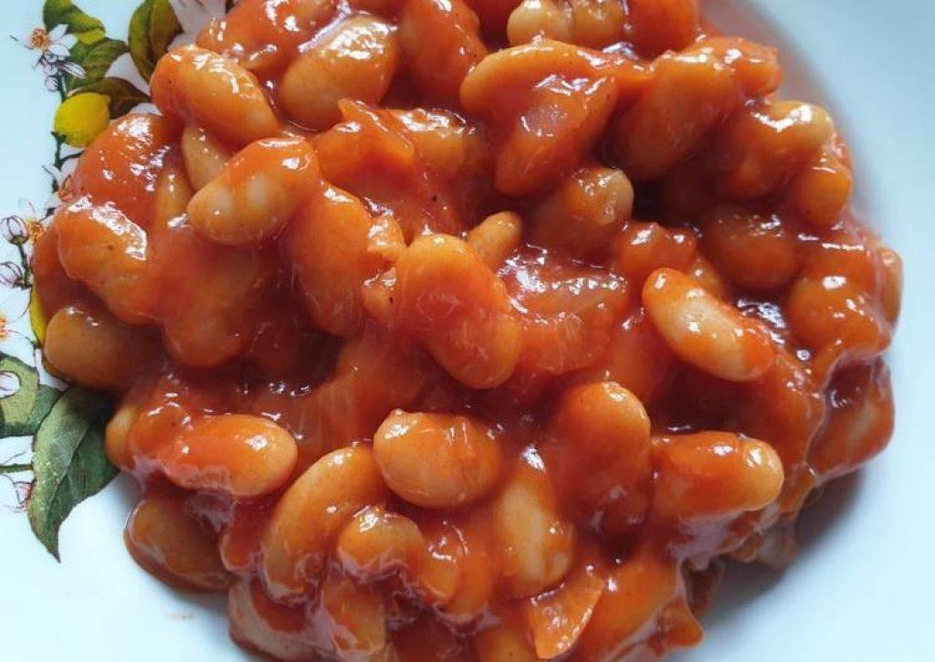 Фасоль в томатном соусе – свежая и консервированная: 17 вкусных рецептов (фото & видео) +отзывы
