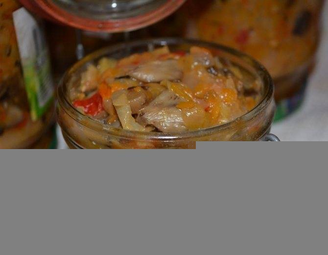 Солянка из капусты с грибами на зиму — 5 рецептов «пальчики оближешь!»