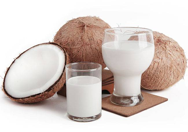 Кокосовое молоко при грудном вскармливании - мамины новости