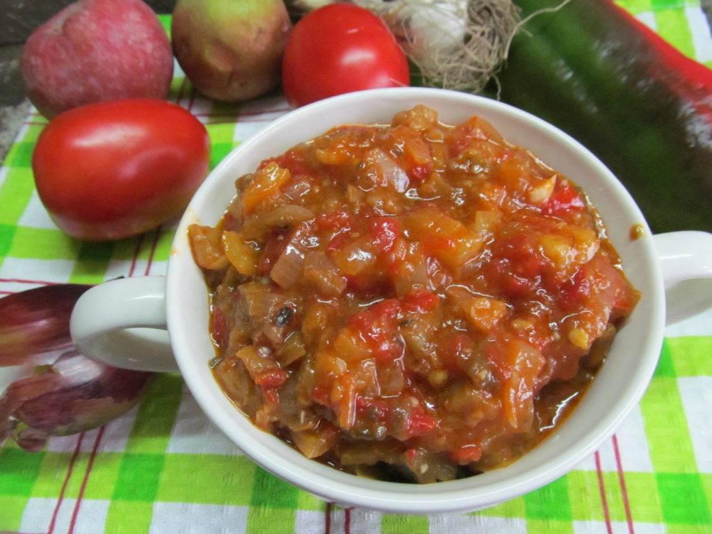 Икра из баклажанов — лучшие рецепты. как правильно и вкусно приготовить икру из баклажанов.