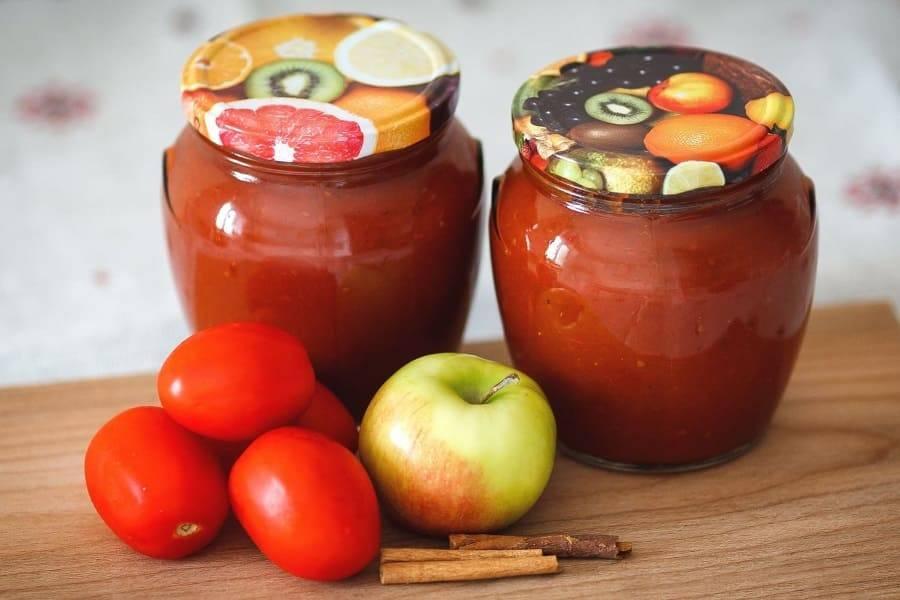 Кетчуп из помидоров на зиму «пальчики оближешь». 9 вкусных и густых рецептов в домашних условиях