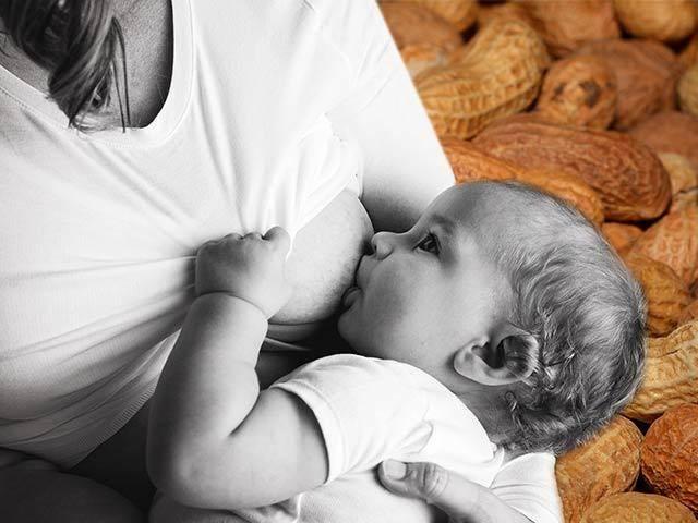 Употребление грецкого ореха при грудном вскармливании: польза и вред.