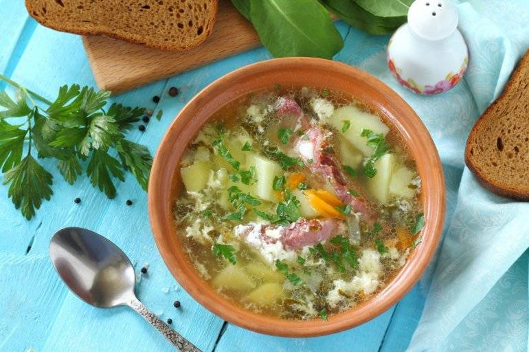 Консервируем супы на зиму — 3 рецепта заправки для супа