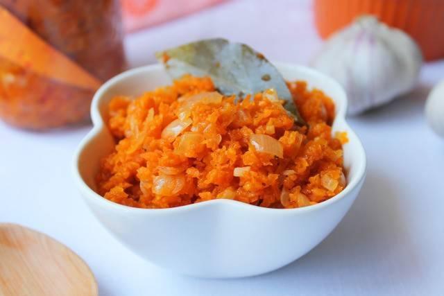 Икра морковная на зиму рецепт через мясорубку - выращивание из семян!