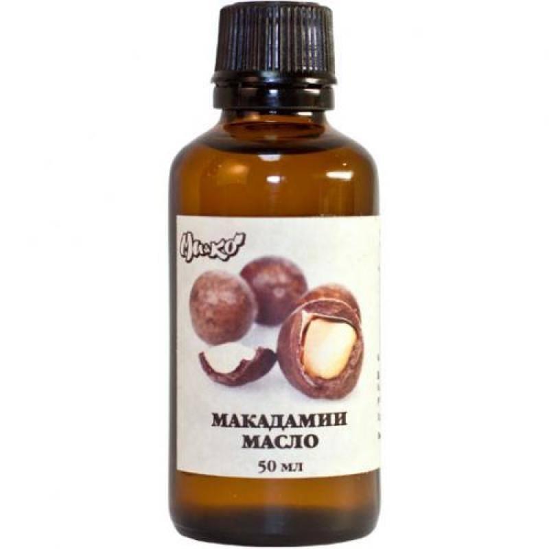 Масло макадамии для кожи