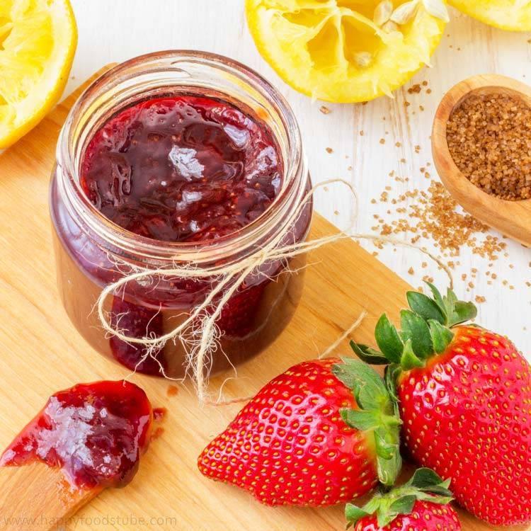 Варенье на пектине без сахара: польза + 3 рецепта