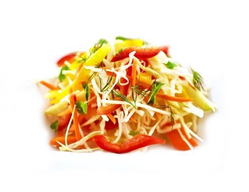 Салат из огурцов, капусты, помидоров – 8 самых вкусных рецептов на зиму