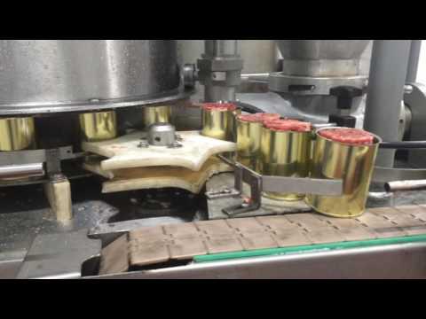 Стерилизация консервов