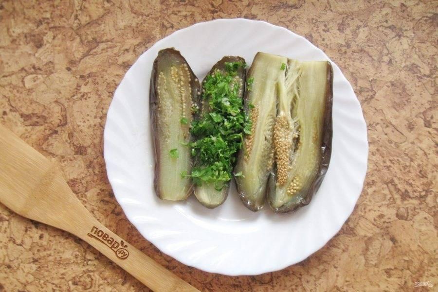 Квашеные баклажаны – 8 лучших рецептов