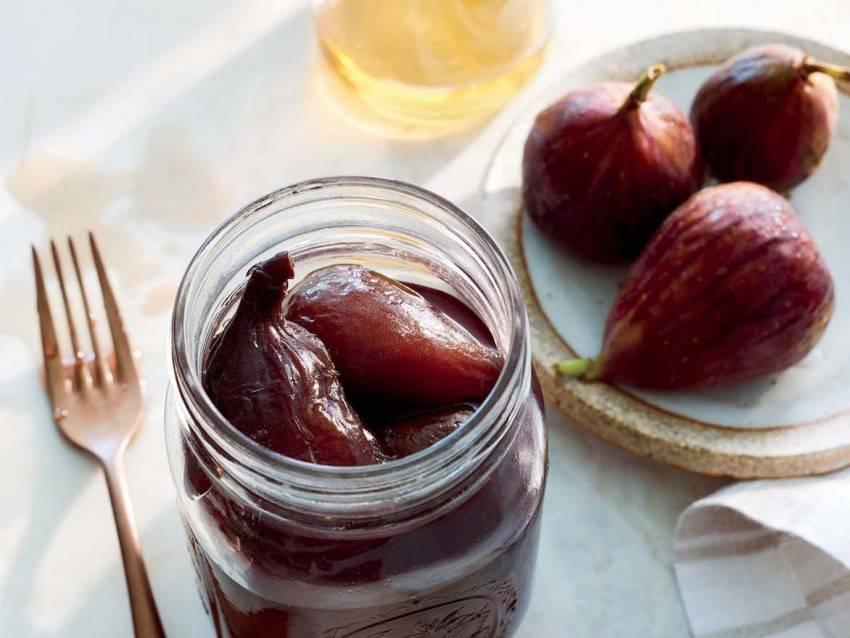 Варенье из инжира — рецепты приготовления на зиму, польза и вред