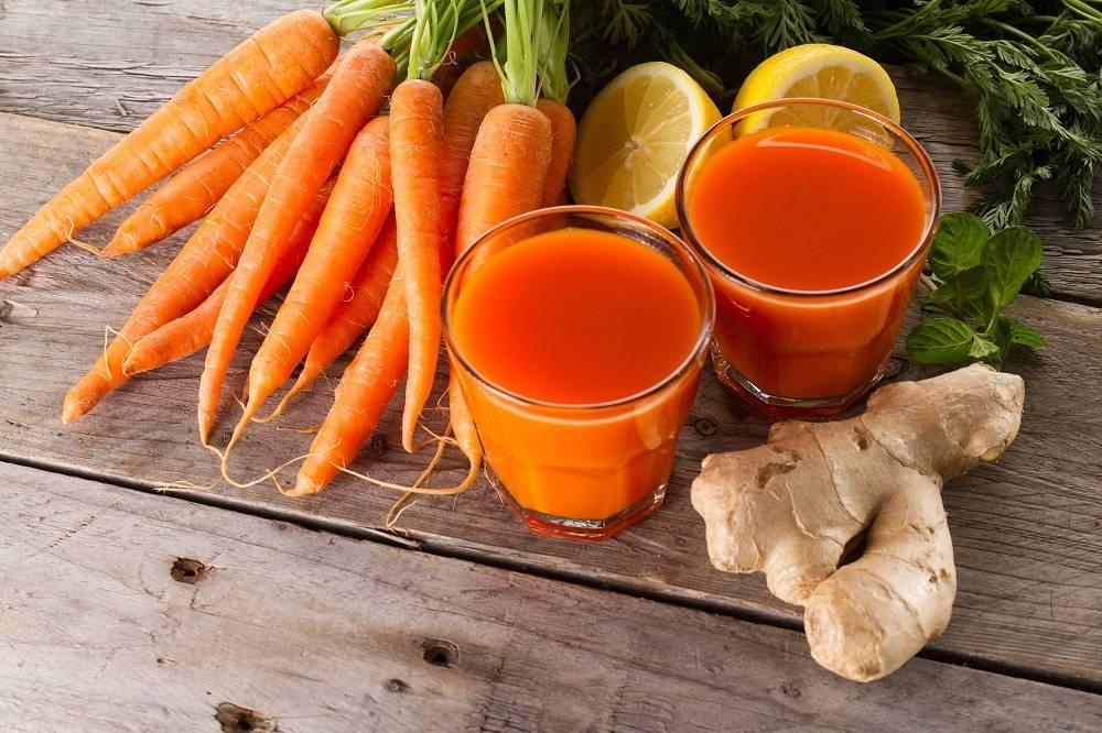 Сок из моркови и яблок на зиму в домашних условиях