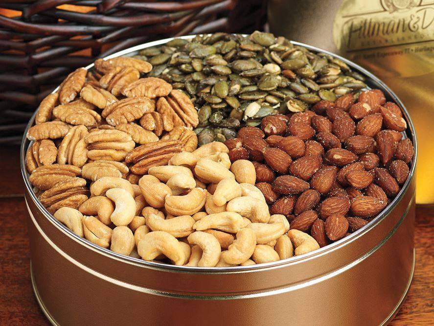 Орехи при сахарном диабете 2 типа: какие можно и как правильно употреблять