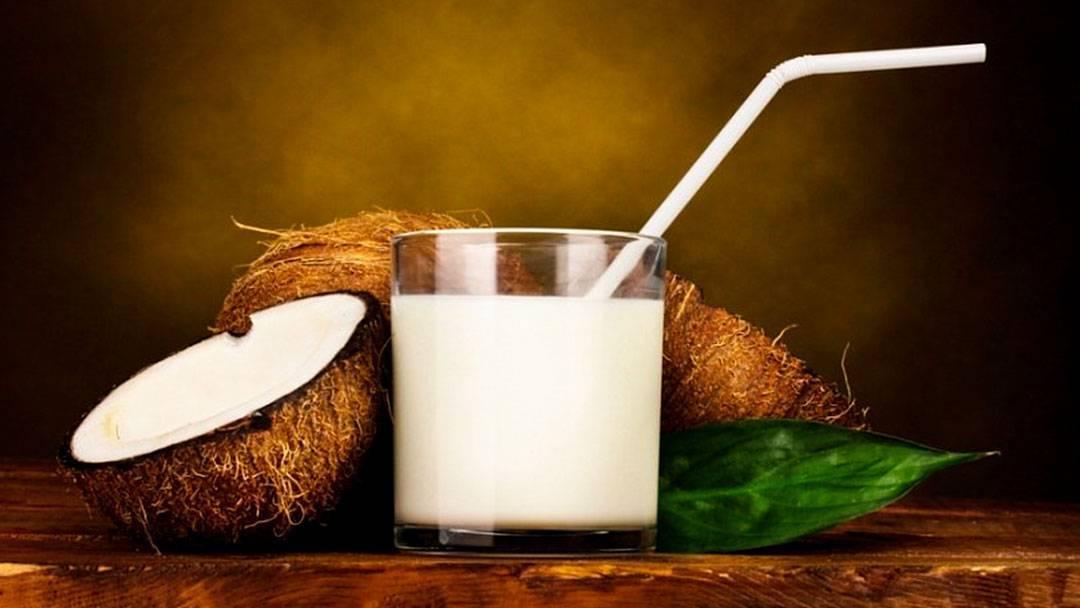 Кокосовое молоко: польза и вред для организма человека