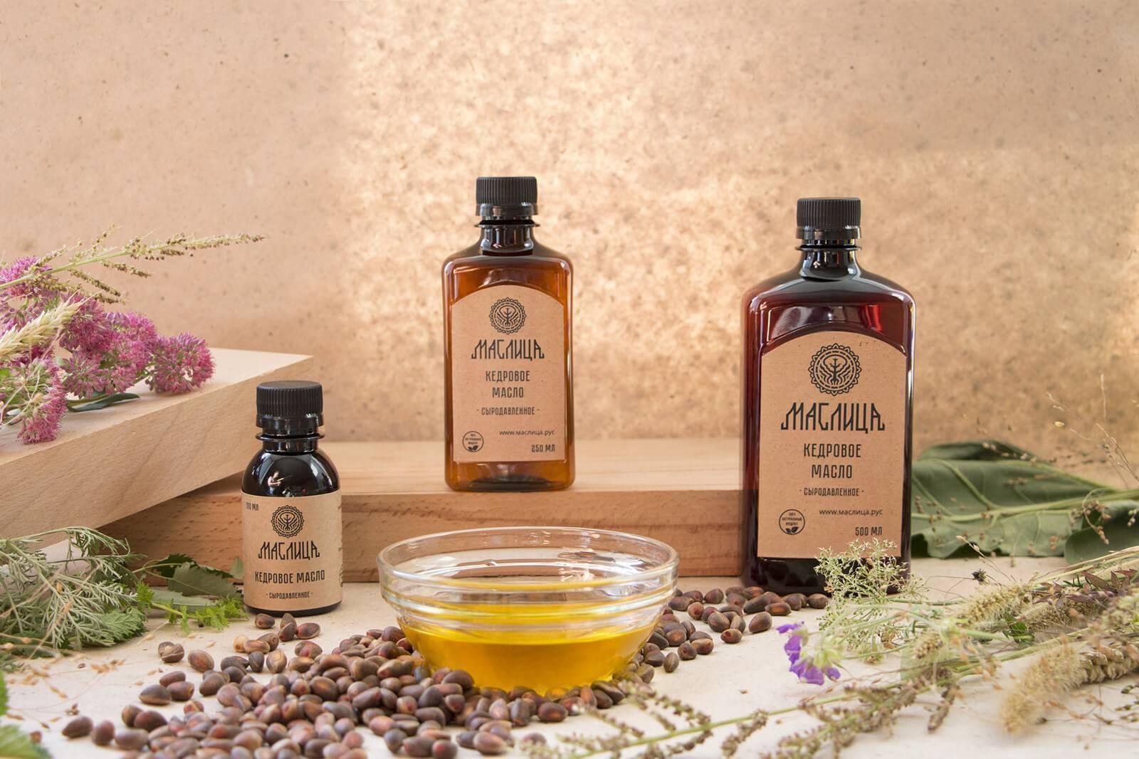 Кедровое масло для волос: особенности использования в домашних условиях