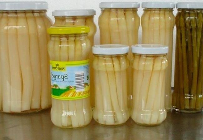 Консервированная спаржа: рецепты приготовления консервации с фото, как консервировать быстро и вкусно, как хранить заготовки