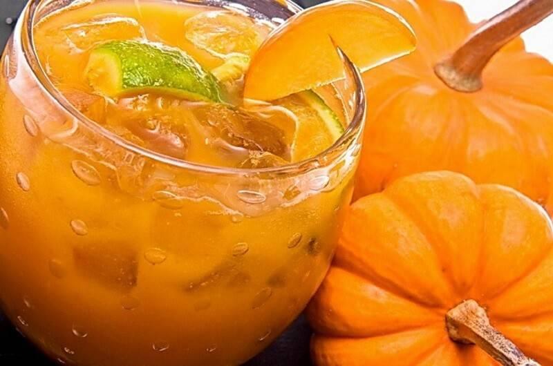 Как приготовить сок из тыквы на зиму