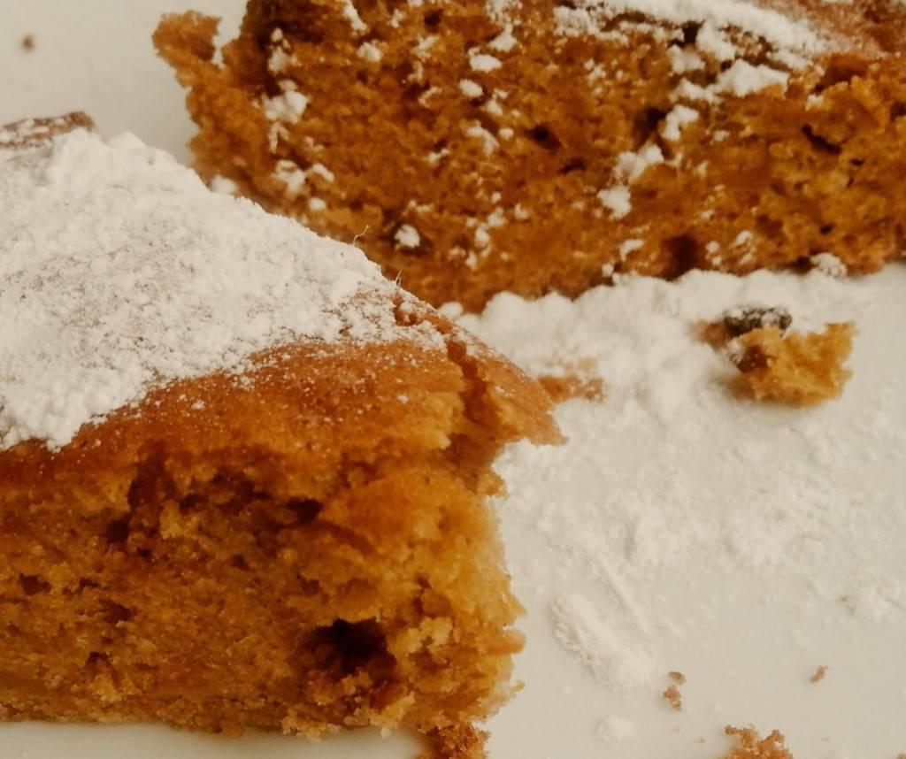 Морковно-ореховый пирог – кулинарный рецепт