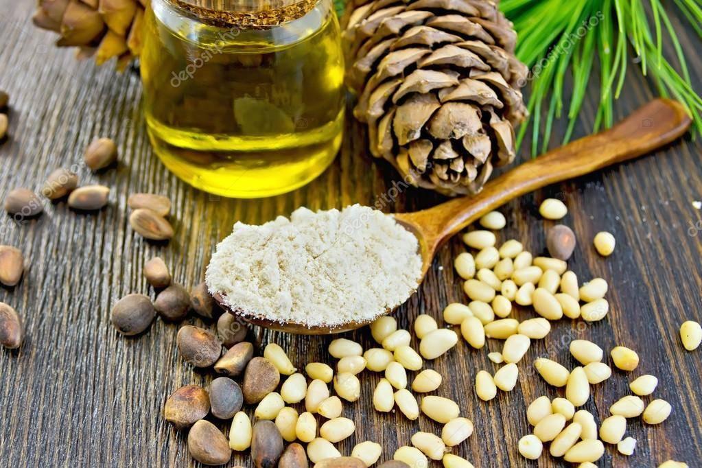 Мед с кедровыми орешками полезные свойства и противопоказания
