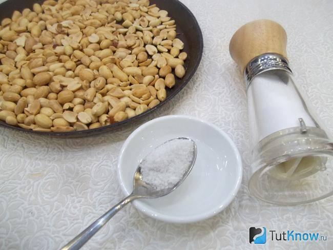 Как правильно хранить очищенные орехи (продлеваем срок их годности)