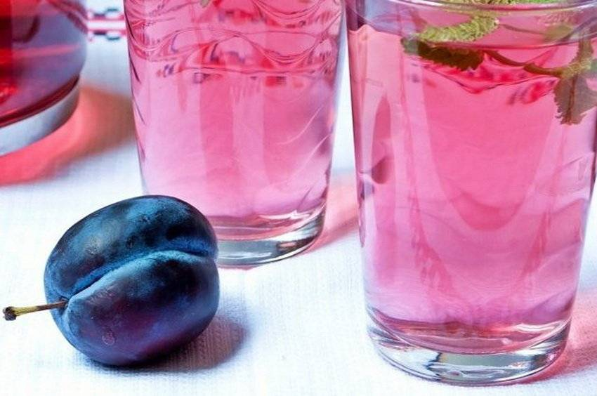 Компот из слив и винограда – полезный напиток круглый год. ароматного компота из слив и винограда много не бывает - автор екатерина данилова - журнал женское мнение