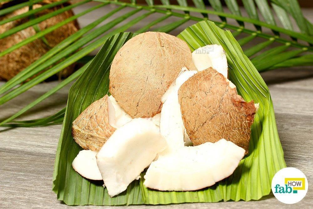 Как открыть кокос - просто и быстро в домашних условиях, видео