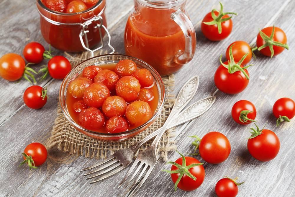 Пошаговые рецепты приготовления помидоров в собственном соку на зиму