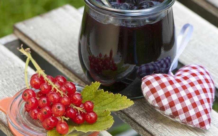 Как приготовить джем из красной смородины на зиму: простые и вкусные рецепты с фото
