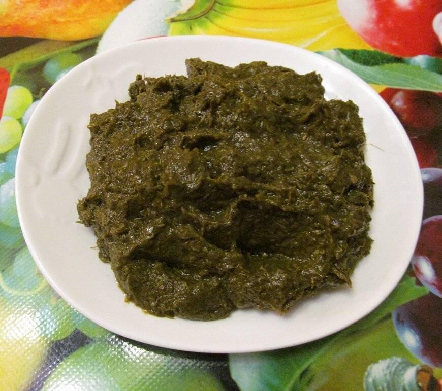 15 вкусных и сытных зеленых борщей