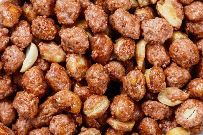 Как правильно обжарить арахис в духовке