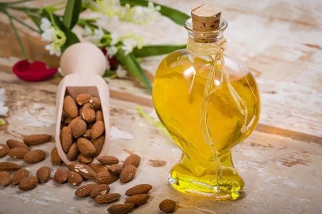 Применяем миндальное масло для лица и от морщин — натуральная косметика!   здорова и красива
