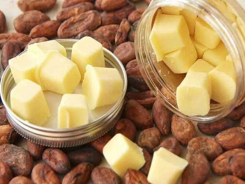 Масло какао – 5 полезных свойств и применение в косметологии