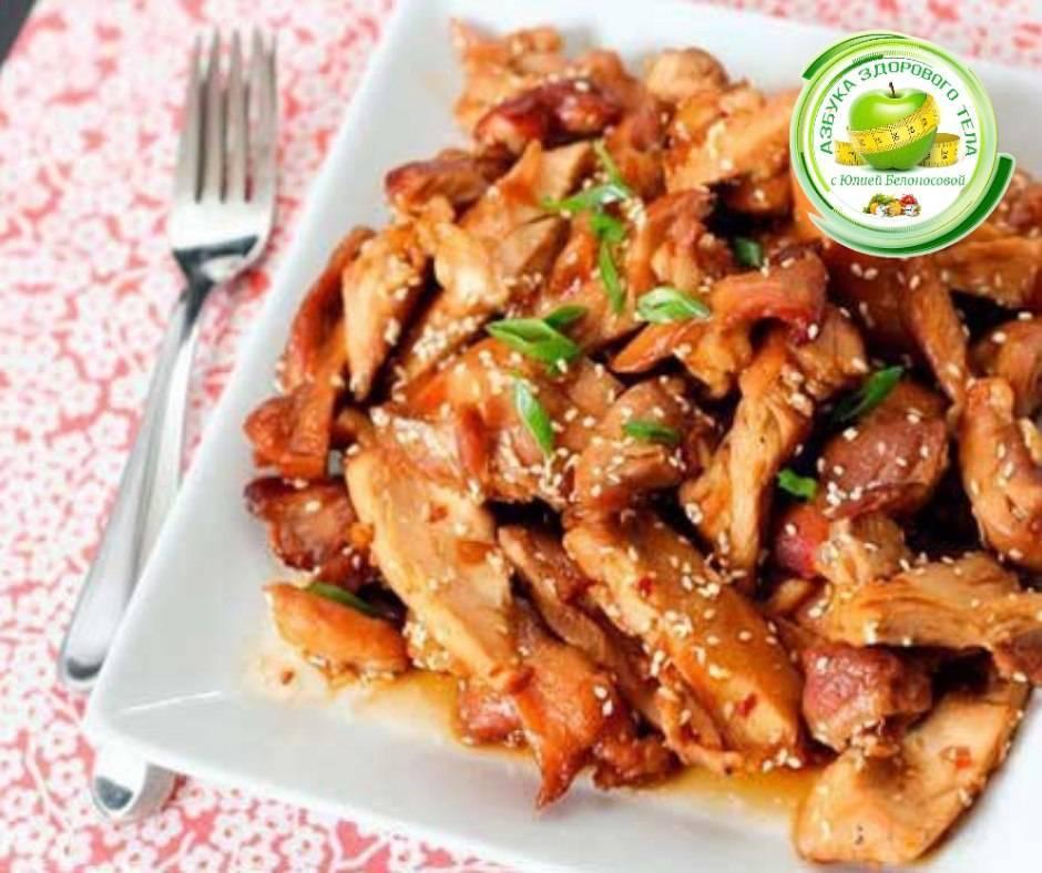 Курица с арахисом - рецепты для очень занятой мамы - страна мам