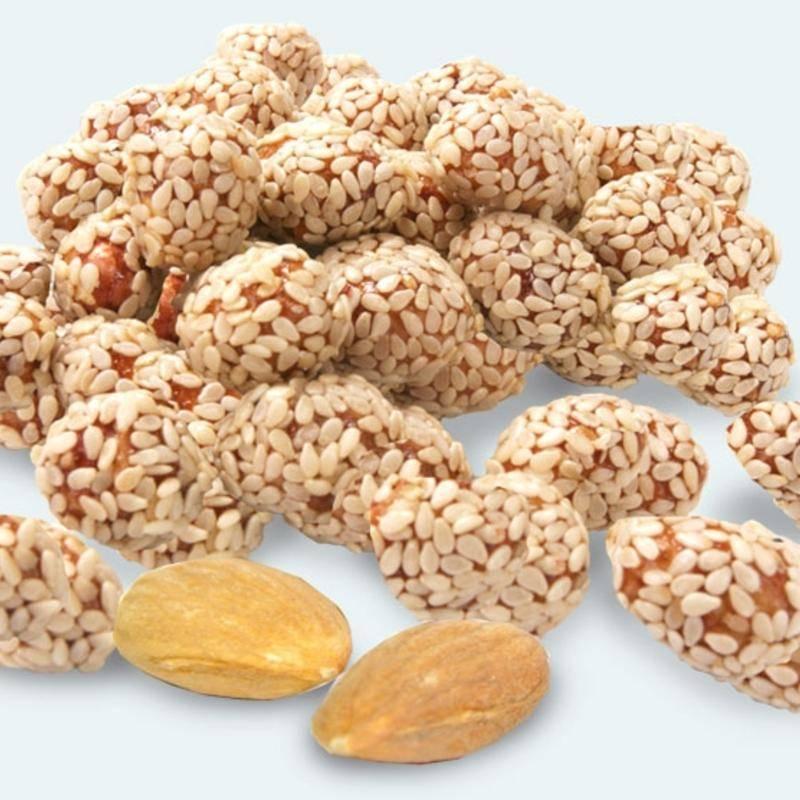 Как готовить и правильно есть арахис в кунжуте