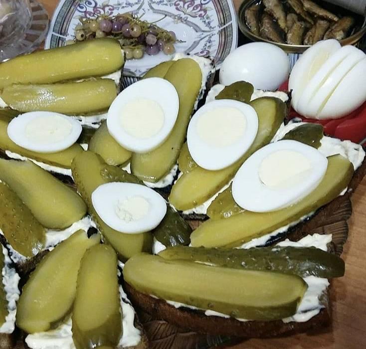 Соленые фаршированные огурцы. кулинарный ежедневник